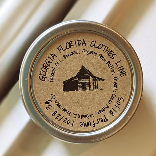 Georgia Florida Clothes Line - Solid Perfume