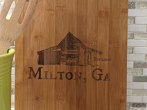 Small Bamboo Board