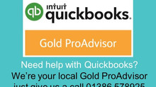 Adder Bookkeeping are awarded Gold ProAdvisor Status.