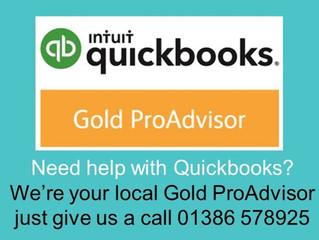 Adder Bookkeeping are awarded Gold ProAdvisor Status.