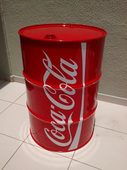 Tambor Coca-cola 200 litros
