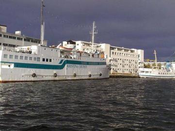 Megaristeily - Kuopiosta Saimaata pitkin aina merelle asti
