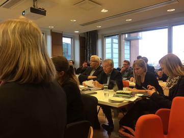 EMMA -project partner meeting in Helsinki
