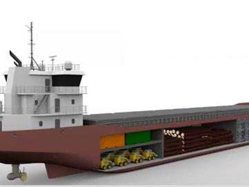 INFUTURE: Future Inland Waterway Vessels