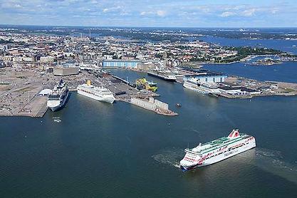The Port of Helsinki