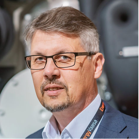 MIKAEL WIDESKOG, Director, Sustainable Fuels & Decarbonisation R&D and Engineering, Marine Power, Power Supply