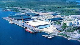 Port of Piteå, Sweden