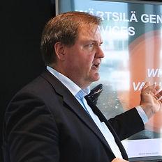 Stefan Nygård, Wärtsilä