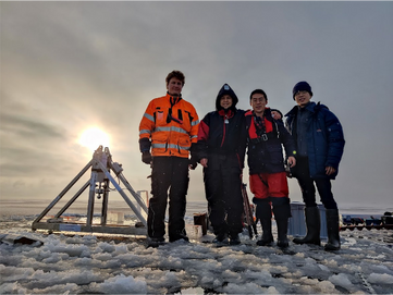 Saimaa Ice Measurement Campaign - INFUTURE Project