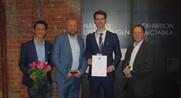 Recognition Award of 2000 € from the Shipowners´ Foundation in Finland