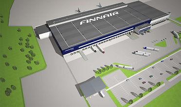 Finnair COOL Nordic Cargo Hub