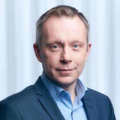 VILLE HAAPASAARI, toimitusjohtaja, Helsingin Satama Oy