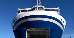 Finnlines Decides to Exercise the Options to Lengthen 2 More Ro-Ro Vessels