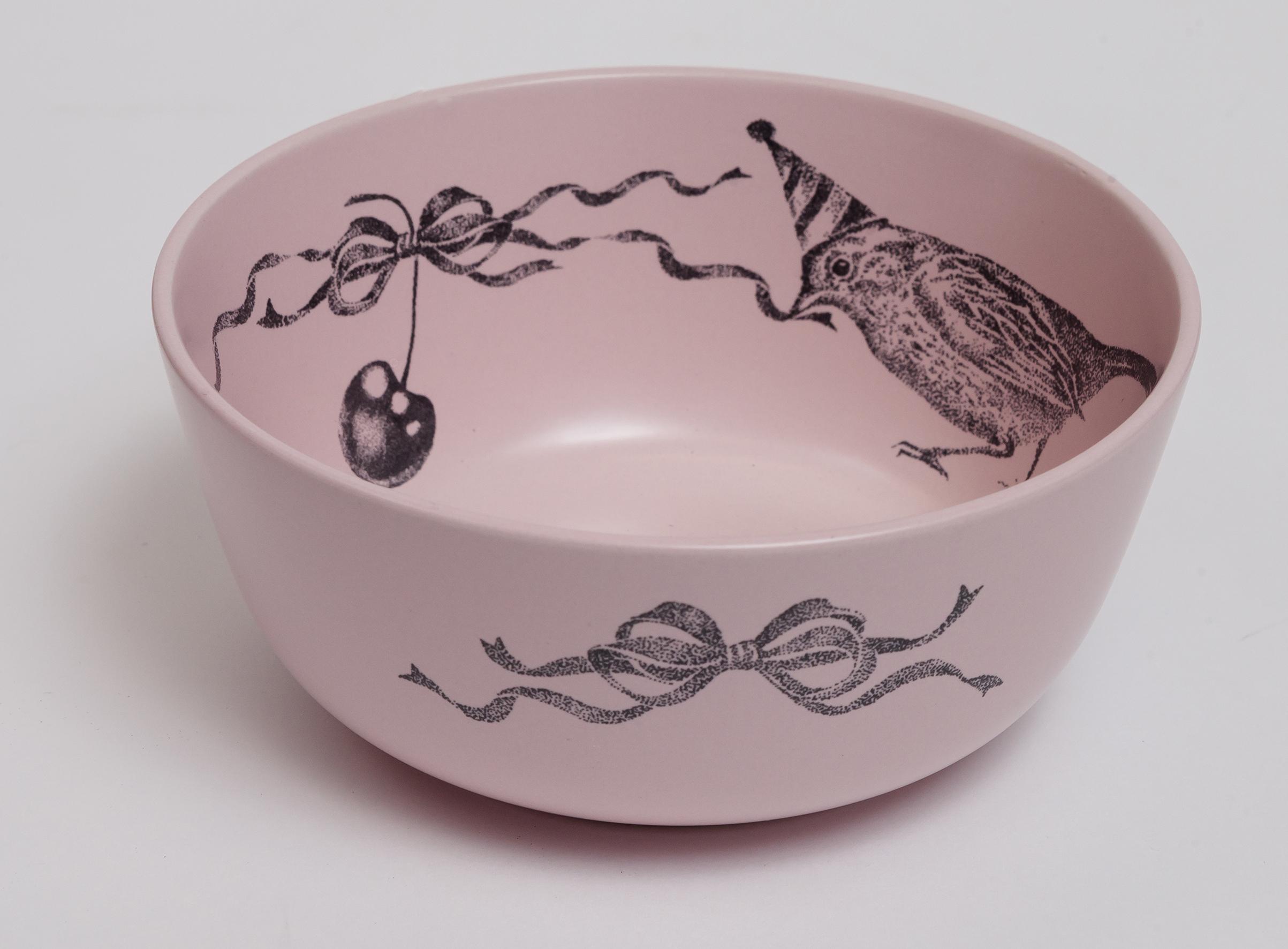 La vie en rose bowl