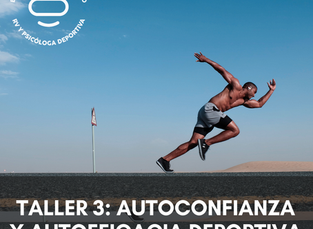 Autoconfianza y autoeficacia deportiva