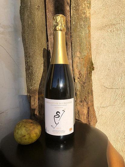 Crémant de Bourgogne Blanc Brut - Bio
