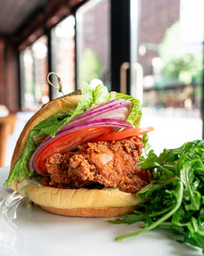 Crispy Fried Chicken Sandwich