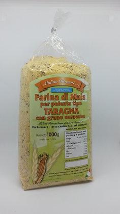 Farina di Mais tipo Taragna Macinata a Pietra (1 Kg.)