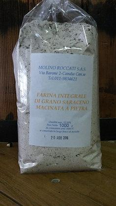 Farina di Grano Saraceno Macinata a Pietra (1 Kg.)