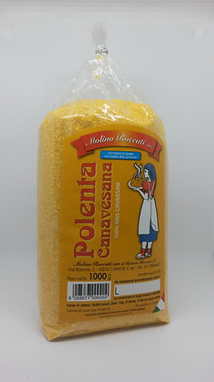 Farina di Mais Polenta Canavesana (1 Kg.)