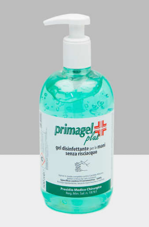 PrimaGel Plus (500 ml)