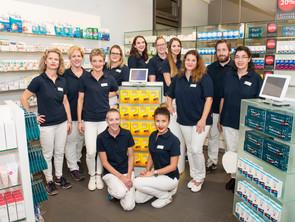 Wir suchen: Pharma-Assistent/in (60-100%)