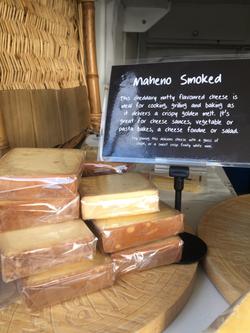 Whitestone Cheese Manuka Smoked