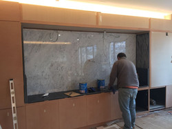 Instalación Marmol y Granito