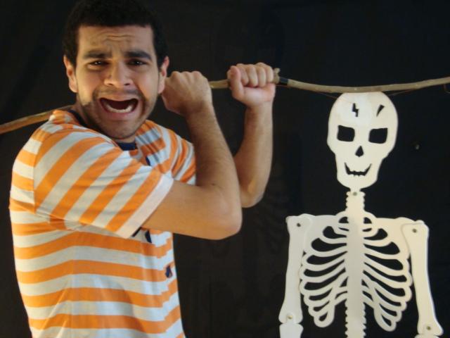Mulher-esqueleto