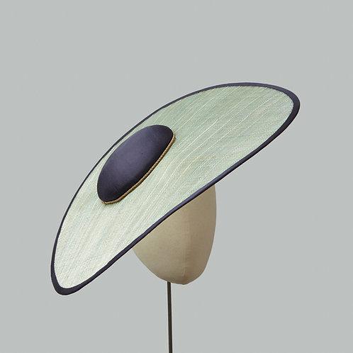 Women's elegant large brim hat - Victoria