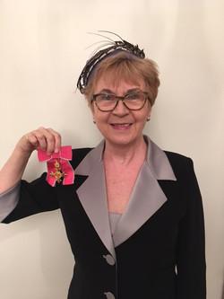 Lorna Williamson OBE