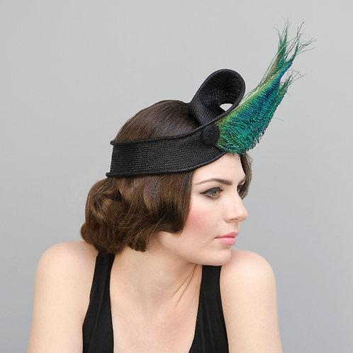 Turban style headband - Florrie, by Judy Bentinck