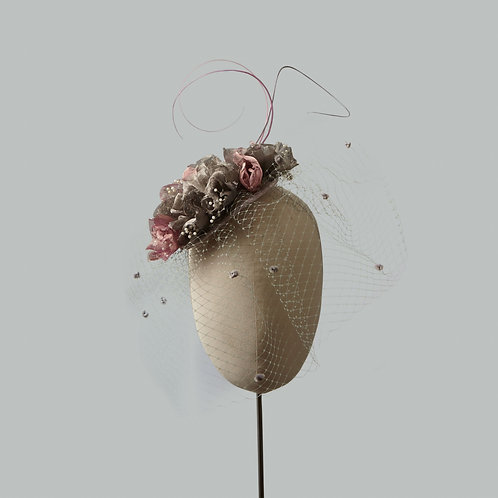 Women's floral headpiece - Philo