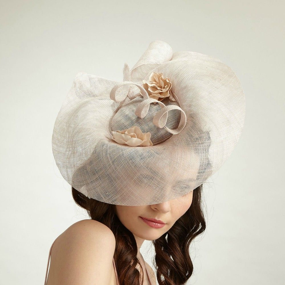 Create a Free form Sinamay Hat