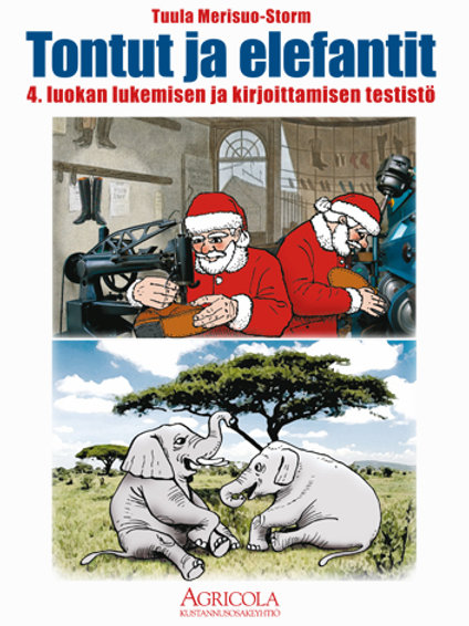 Tontut jaelefantit