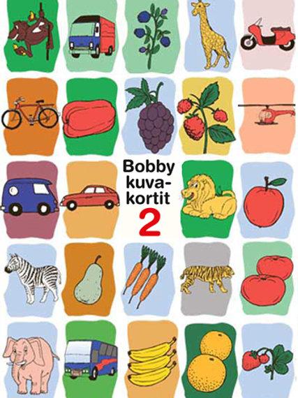 Bobby 2 Kuvakortit