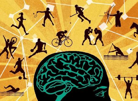 Atividade física X saúde mental