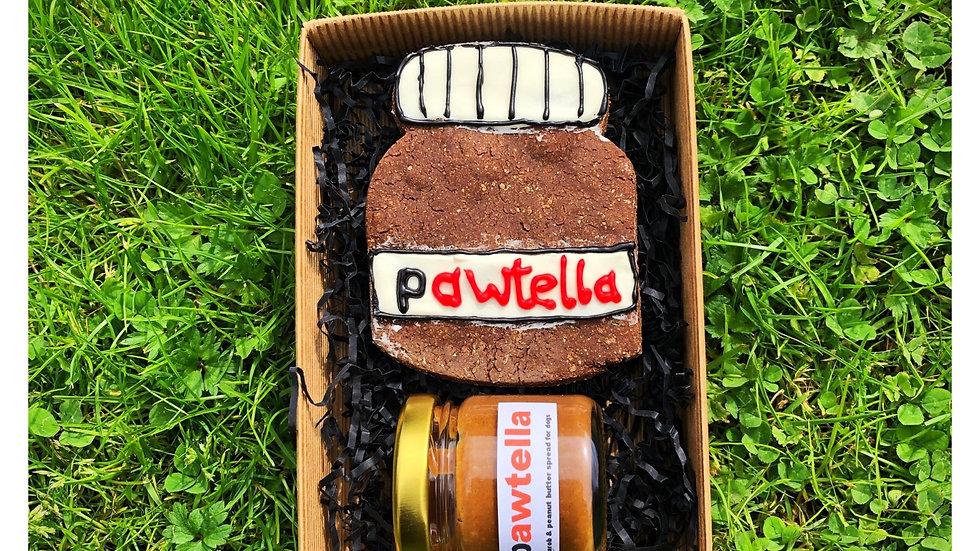 Pawtella Cookie & Spread Combo