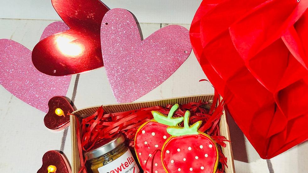 Strawberries & Pawtella