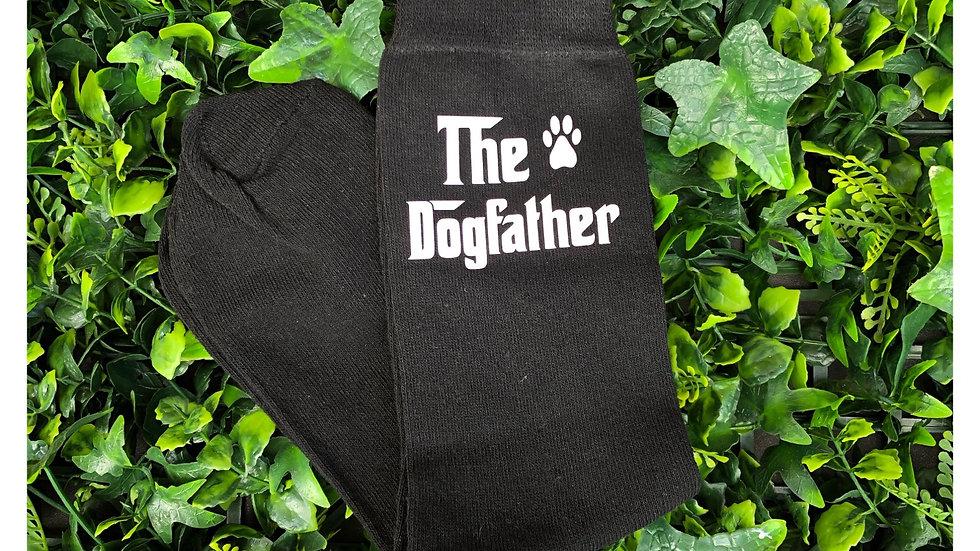 DogFather Novelty Socks