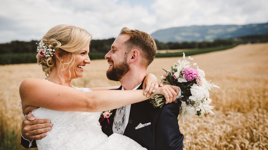 Hochzeit im Lavanttal, Schloss Wolfsberg | Kerstin & Patrick