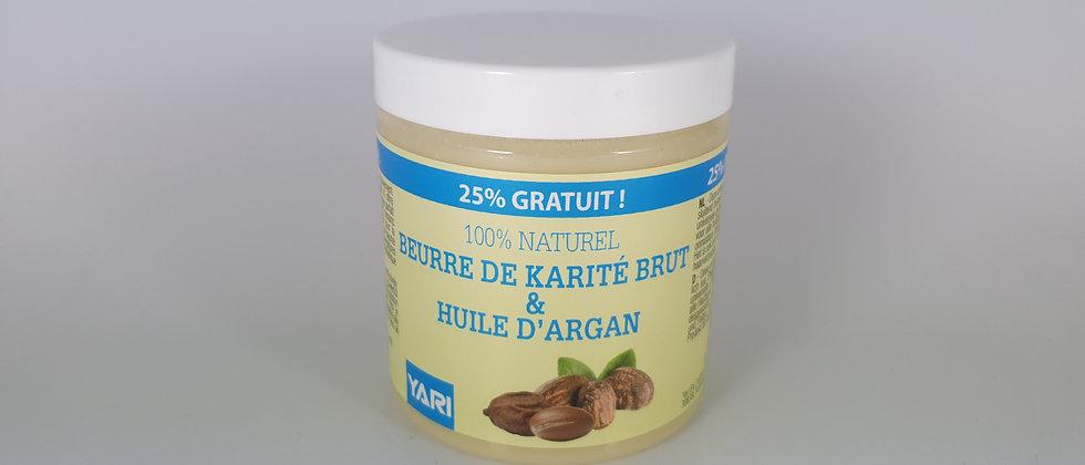 YARI KARITE BRUT/ARGAN