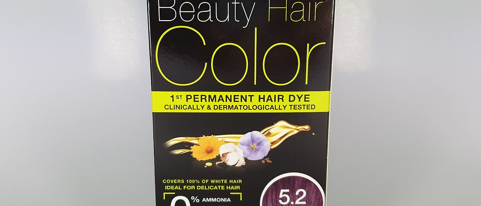 BHC COLORATION 5.2 CHATAIN CLAIR VIOLET