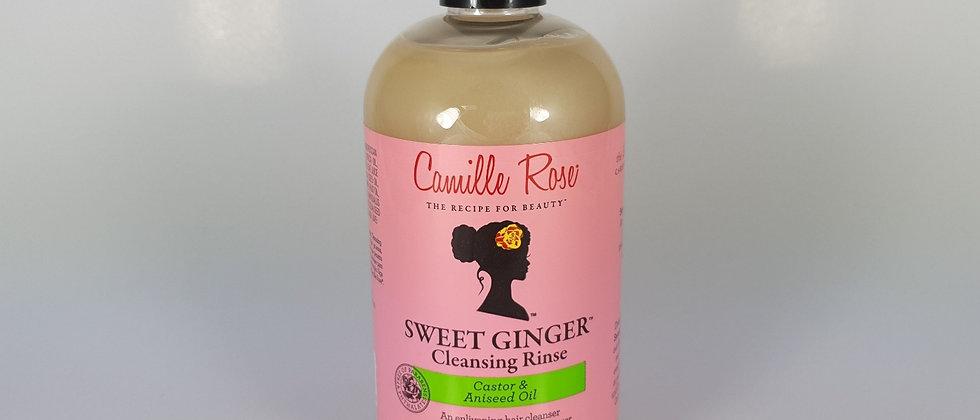 C ROSE SHAMP SWEET GINGER