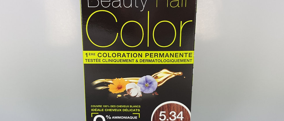 BHC COLORATION 5.34 CHATAIN CLAIR LUMINE