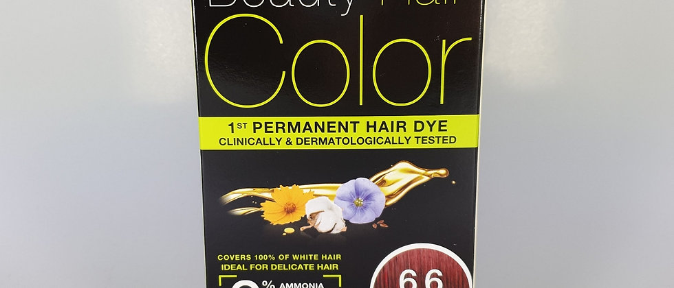 BHC COLORATION 6.6 BLOND FONCE ROUGE