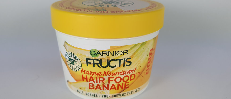 GAR HAIR FOOD BANANE