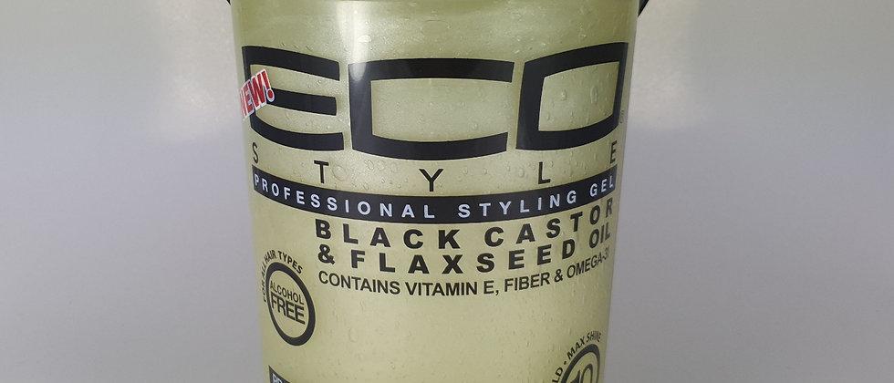 ECO GEL BLACK CASTOR 2,5Kg