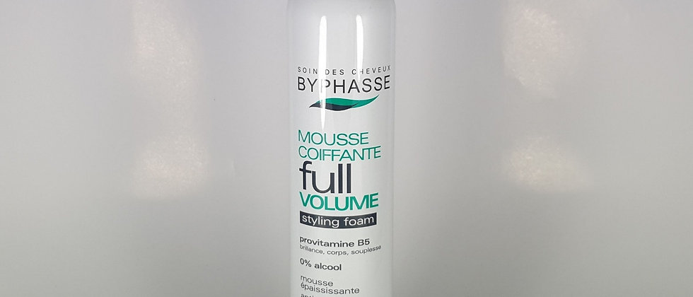 BY MOUSSE COIFFANTE VOLUME