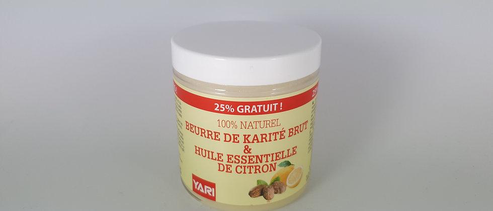 YARI KARITE BRUT/CITRON